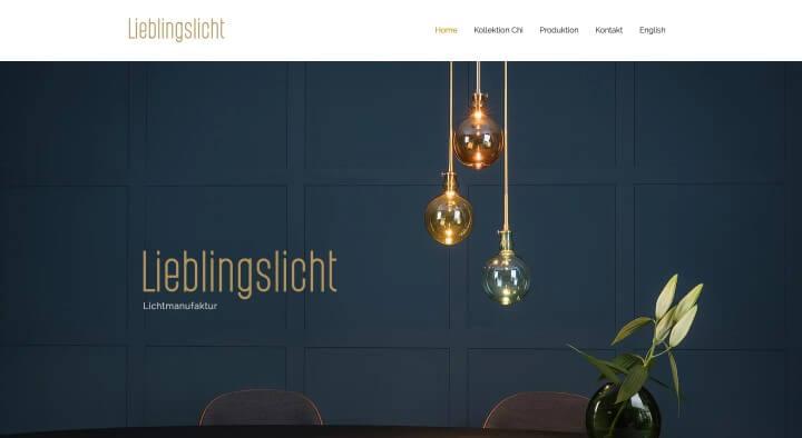 Benjamin_Ranft_Web_Design_Lieblingslicht