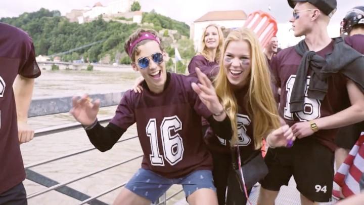 Benjamin Ranft Student Party Video